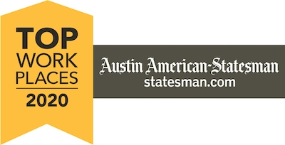 Austin Top Workplaces 2020