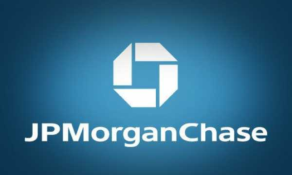 JP Morgan Chase Logo 2