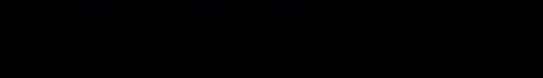 Starzplay black logo
